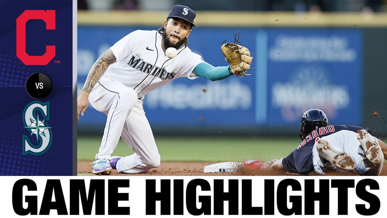 Download Indians vs. Mariners Game Highlights (5/13/21) | MLB Highlights