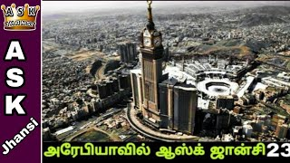 வித்தியாசமான கோணத்தில் காபா | Haram and Kaaba Ariel View | ASK Jhansi