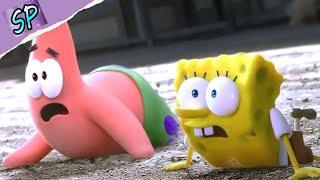 SpongeBob Squarepants 2020 All Cutscenes Movie (HD) Spongebob Full Movie