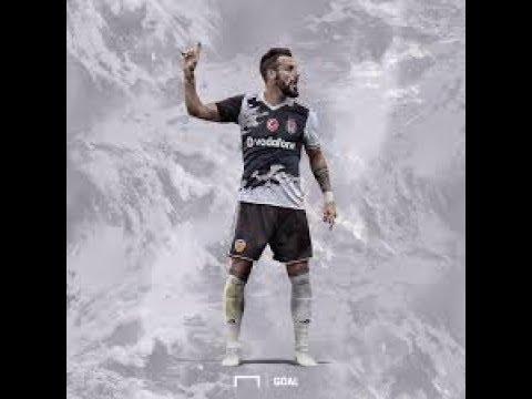 Alvaro Negredo ( EL MATADOR ) Beşiktaştaki tüm goller asistler ve şutlar (HD)