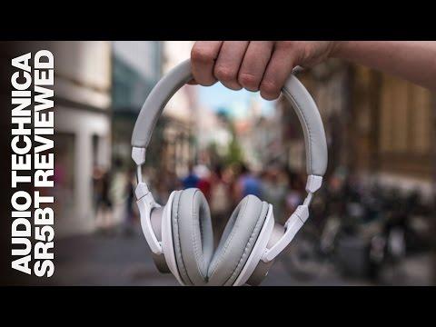 Audio Technica SR5BT Reviewed - Urban Wireless Bluetooth Headset