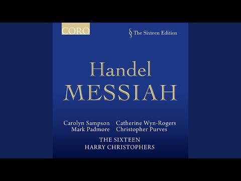 Messiah: Part 1, He Shall Feed His Flock Like A Shepherd (Air, Alto And Soprano)