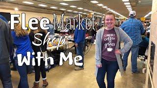 Flea Market Shop With Me!!