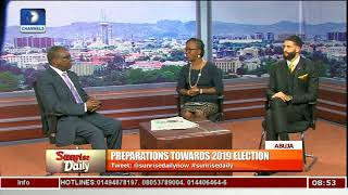 Analysing INEC Preparations Towards 2019 Election Pt.2 |Sunrise Daily|