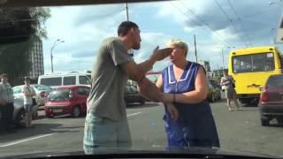 Наркоман и новая полиция Украины (Киев)(, 2015-08-05T10:49:50.000Z)