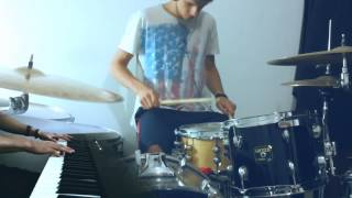 Drawbar - Linkin Park (Feat. Tom Morello) - Drum // Piano Cover