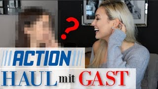 So Lustig | Action Haul mit Gast | Gözde Duran