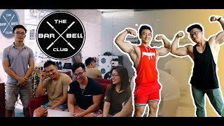 EP 60: Có gì ở THE BARBELL CLUB? | Buổi tập điên cuồng tại AUF | First Lives | An Nguyen Fitness