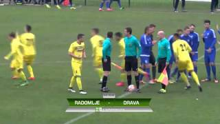 Radomlje vs Drava Ptuj full match
