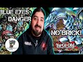 YuGiOh! Blue Eyes-Danger! NO BRICK!!! Deck Profile! 2019.