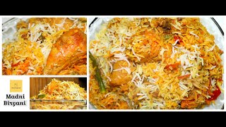 Karachi Famous Biryani  Madni Biryani Recipe  Easy and Delicious  Chicken Biryani  HomeChefarah