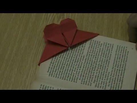 Kağıttan Kitap Ayracı Yapımı