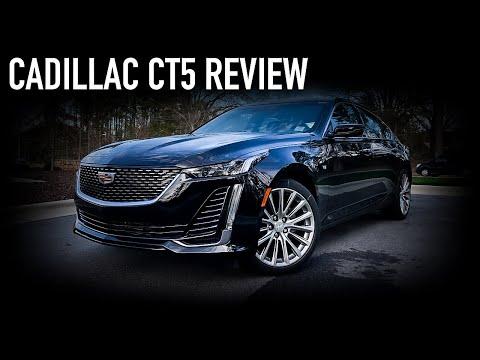 2020 Cadillac Ct5 Premium Luxury Review New Sports Sedan King Youtube