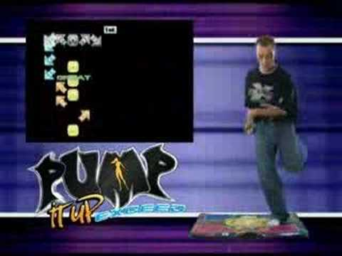 Pump It Up Exceed (Dancing Game) [PS2] Video #3