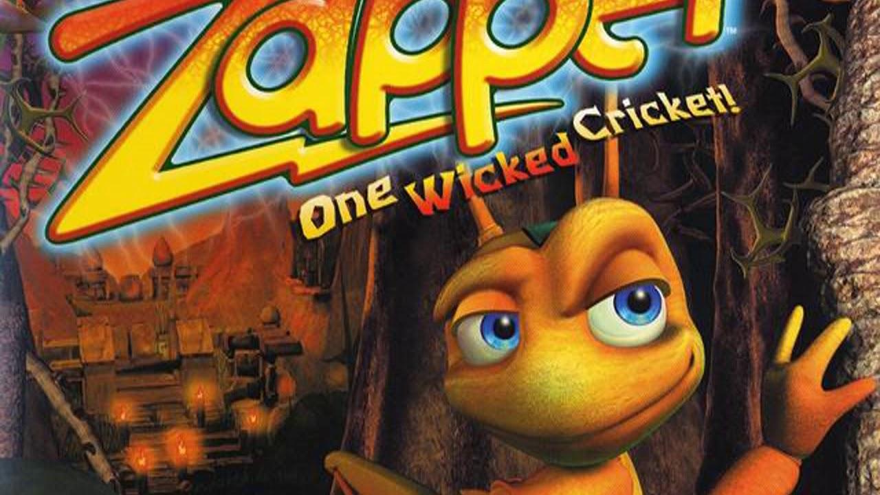 Zapper: One Wicked Cricket! Soundtrack - Laser Maze (Secret) #1