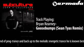 Bryan Kearney - Goosebumps (Sean Tyas Remix) [Subculture 2010 Album Preview]