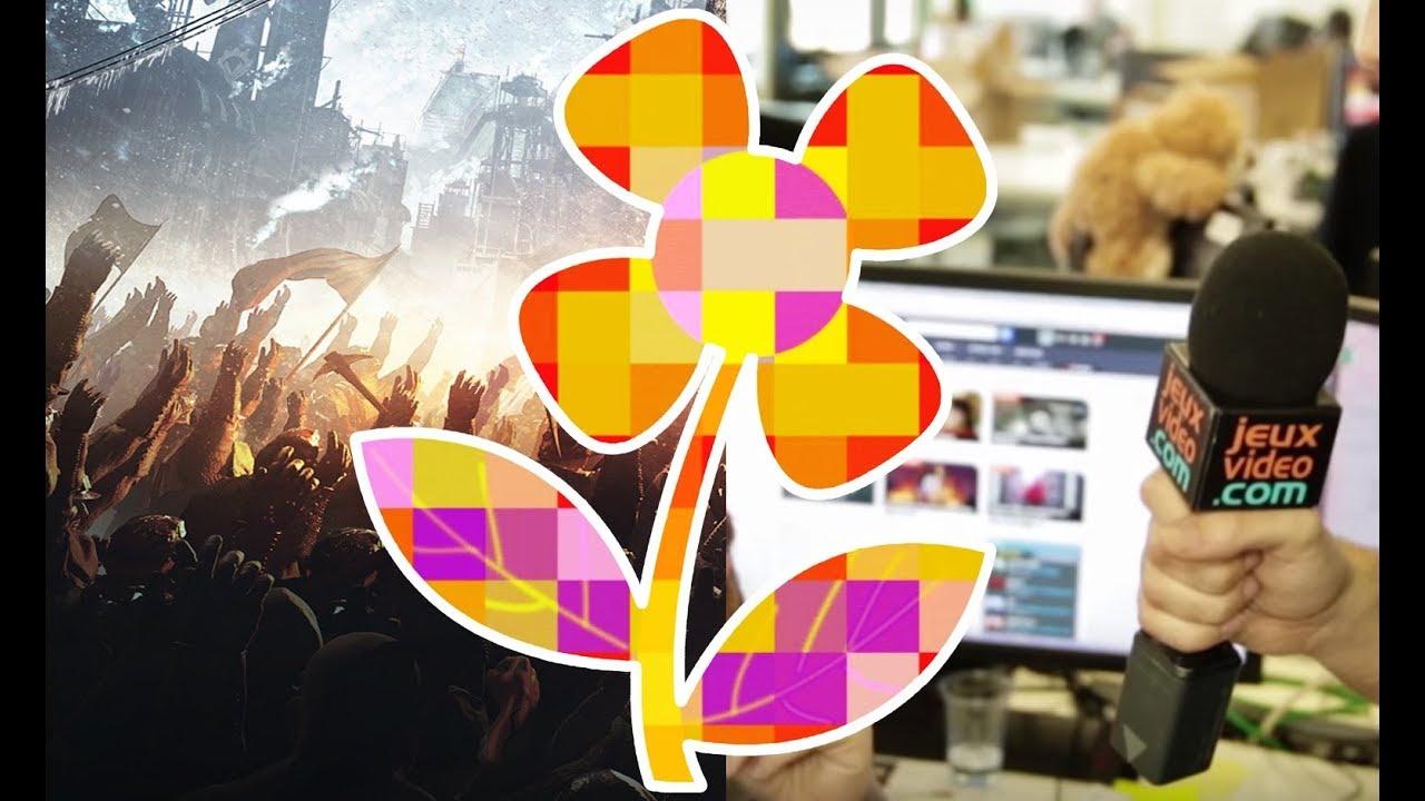 Jeuxvideo.com arrête le journalisme / Frostpunk à chaud. Fleur2SEL | 12_05_2018 |