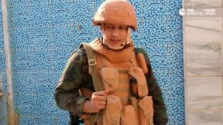 Применение химоружия в Алеппо