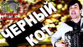 ЧЕРНЫЙ КОТ под баян - поет Вячеслав Абросимов