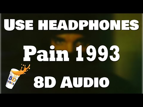 Drake - Pain 1993 ft. Playboi Carti (8D AUDIO) 🎧 [BEST VERSION]