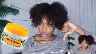 TRYING ITALIAN HAIR MASKS FOR NATURAL HAIR CURLY KINKY HAIR  3  MILMIL CREMA RIGENERANTE