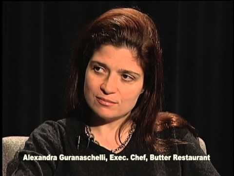 Alexandra Guraschelli (Chef) on The Woman's Connection w/Barrie-Louise Switzen