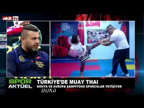 Spor Aktüel - Türkiye'de Muay Thai