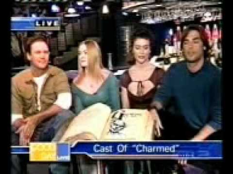 Good day live interveiw with drew fuller & the charmed girls