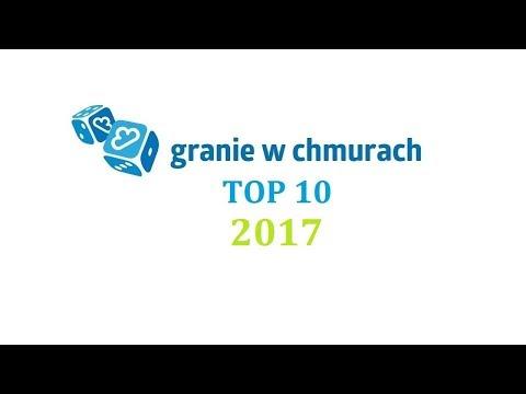 TOP 10 – najlepsze gry planszowe 2017