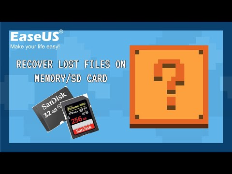 Free SD Card Data Recovery Software to Recover Deleted Files