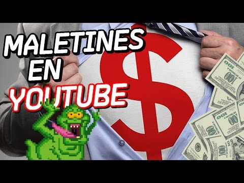 Maletines en Youtube - LIVE - DIRECTO - Frikoide & John Doe - CRÍTICA - JinoGamerHC