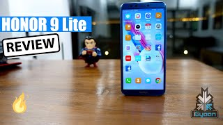 Honor 9 Lite Review - iGyaan