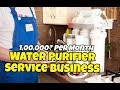 Water Purifier Service Business   Best No Investment Business - Hindi