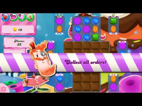 Candy Crush Saga Level 2563  NO BOOSTERS
