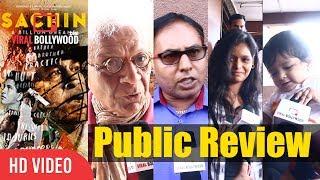 Sachin A Billion Dreams Movie Public Review   Sachin Tendulkar Movie Review