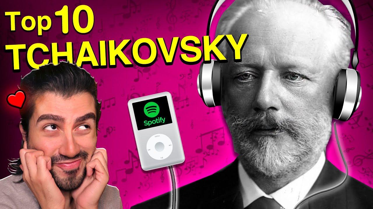 As 10 Melhores Músicas de TCHAIKOVSKY - Franz Ventura