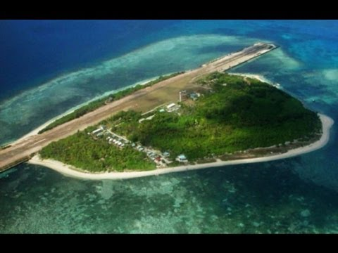 Philippines deploys more troops in south China Sea disputed islands Zhongye land navy air military