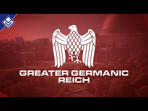 Greater Germanic Reich | Man in the High Castle