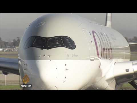 US airlines step up attack on Middle Eastern carriers