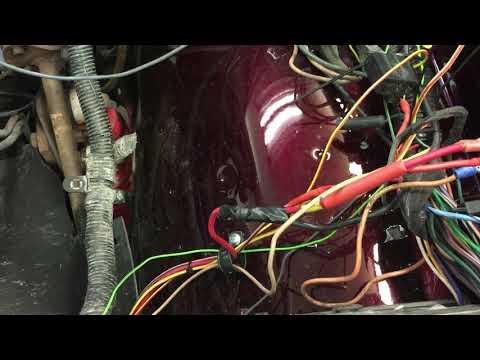 5.9 Magnum swap wiring