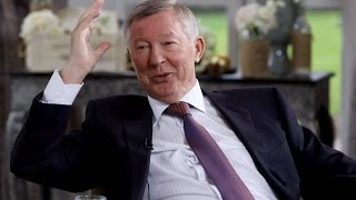 Sir Alex Ferguson Full Length Interview (w/Subtitles)  Fergie Time, Van Gaal & Developing Players