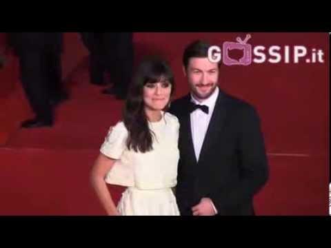 Alessandra Mastronardi e Liam McMahon al Roma Film Festival