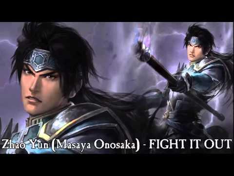 Zhao Yun Masaya Onosaka  FIGHT IT OUT