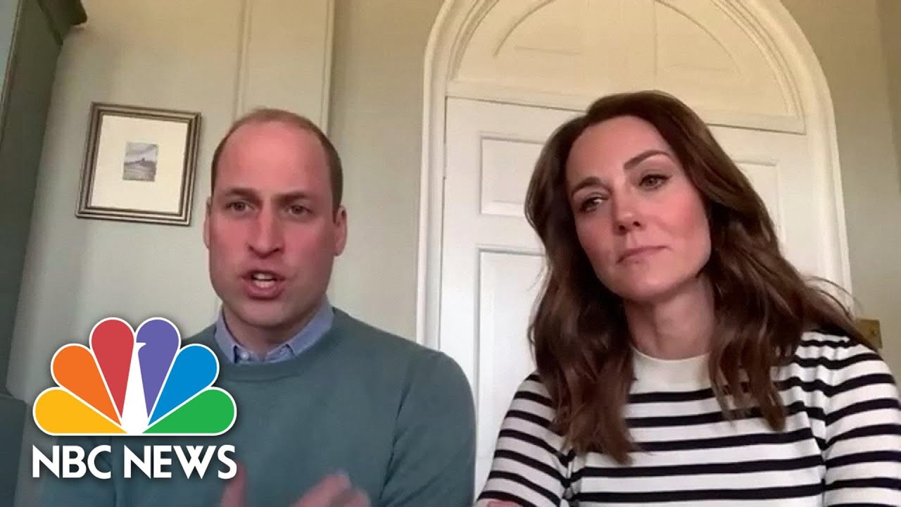 Prince William Emphasizes Protecting Mental Health During Coronavirus Pandemic   NBC News thumbnail