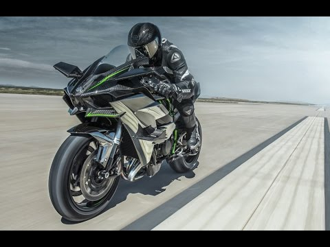 Kawasaki 1000 Ninja H2r Youtube