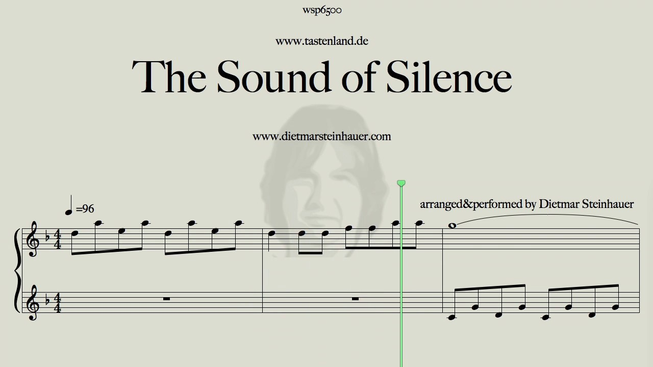 The Sound Of Silence Youtube