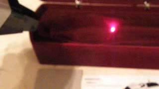 Star Trek TNG - Replica Phaser with laser pointer