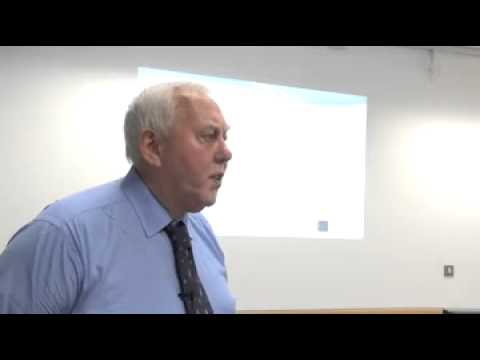 Tony Brown - British Representative - American Society for Quality