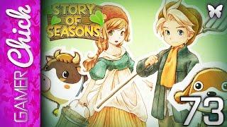 ❋ Story of Seasons - Gameplay/Walkthrough [Part 73 Honey Field Winner!] (3DS) w/GamerChick