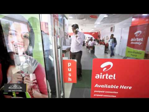 Airtel to Charge More for Internet Calls - TOI